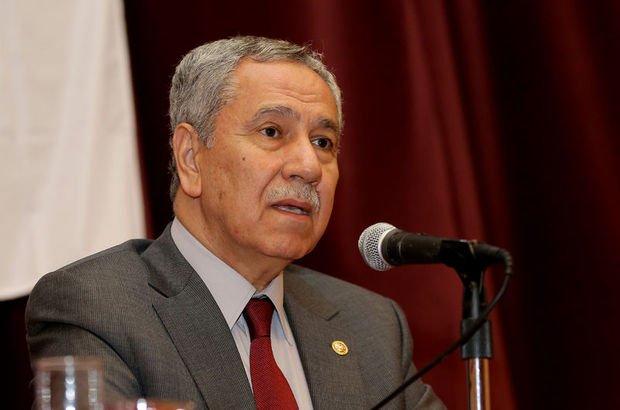 Arınç, Cumhurbaşkanı Erdoğan'ı tebrik etti