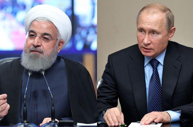 Son dakika... Vladimir Putin ve Hasan Ruhani Erdoğan'ı tebrik etti
