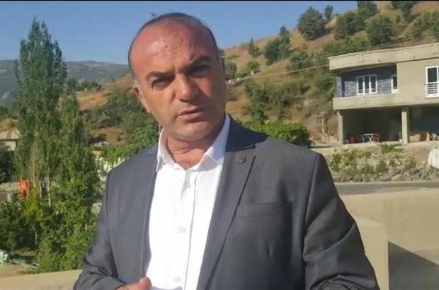 Son dakika! AK Partili başkanın evine silahlı saldırı