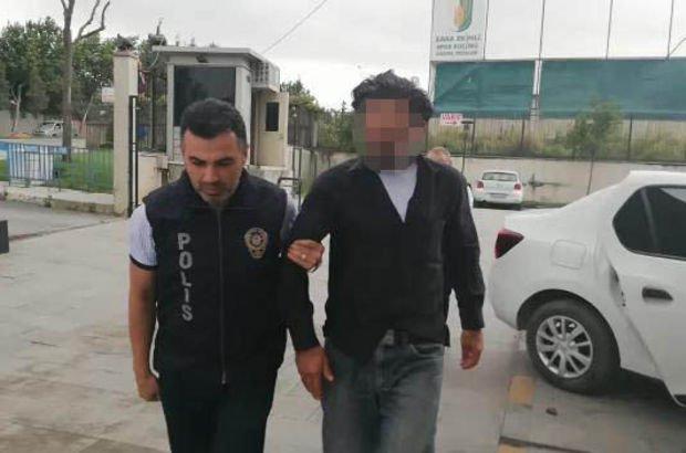 Son dakika... Gazi Mahallesi'nde 12 yaşındaki kıza tacizde bulunan sapık yakalandı.