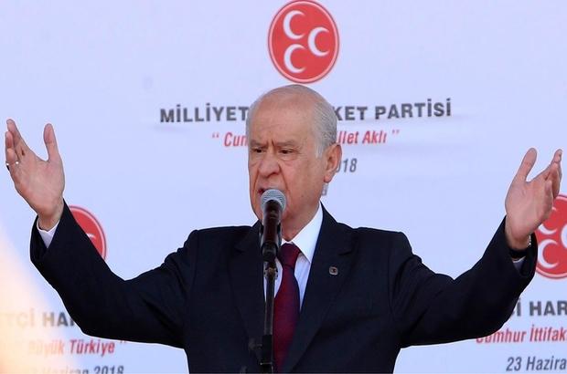 24 Haziran seçimlerine damga vuran parti: MHP