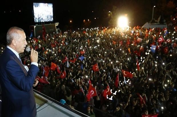 Seçim 2018: Cumhurbaşkanlığı hükümet sisteminin ilk lideri Erdoğan