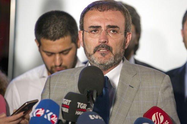 AK Parti'den İnce'nin açıklamalarına yorumlar