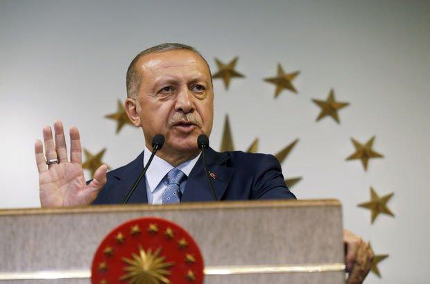 Galatasaray ve Beşiktaş'tan Cumhurbaşkanı Recep Tayyip Erdoğan'a tebrik
