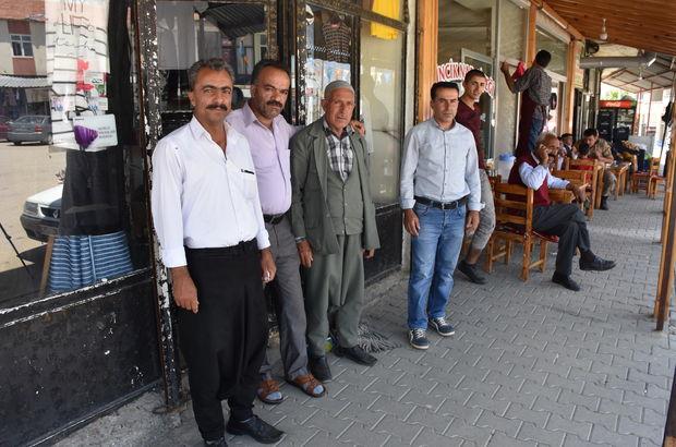 Sincik halkı Cumhurbaşkanı Erdoğan'ı bekliyor