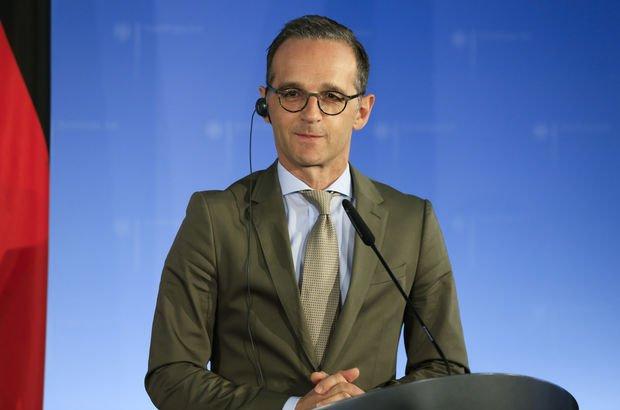 Almanya Dışişleri Bakanı Maas'tan seçim açıklaması