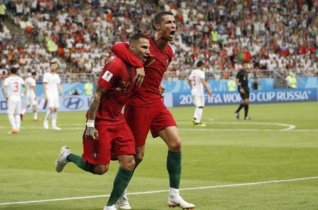 Portekiz İran MAÇ SONUCU Dünya Kupası maçları