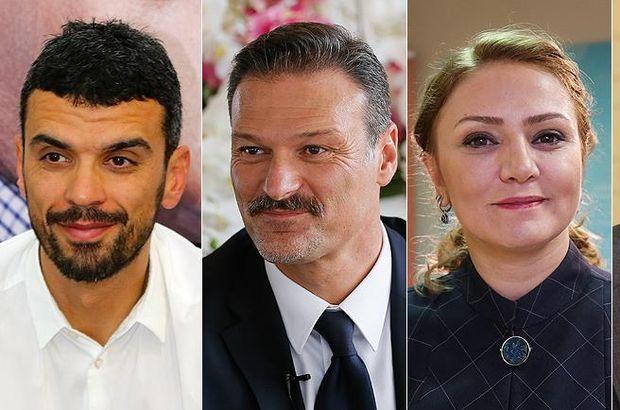 İşte AK Parti'nin yeni yüzleri