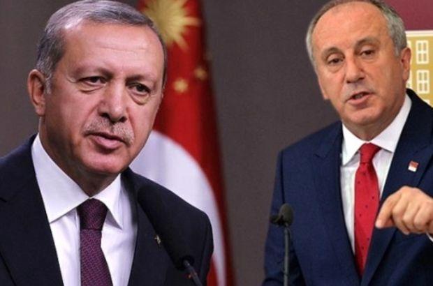 Son dakika... Muharrem İnce'den, Cumhurbaşkanı Erdoğan'a tebrik telefonu