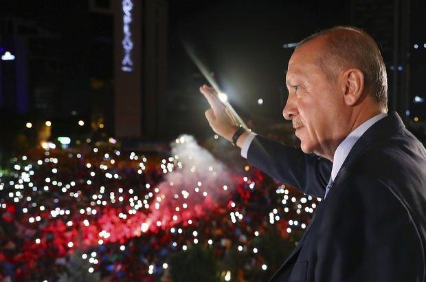 Dünya liderleri Cumhurbaşkanı Erdoğan'ı tebrik etti