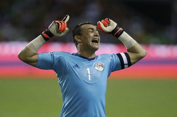 Essam al-Hadary, Suudi Arabistan - Mısır maçında tarihe geçti!