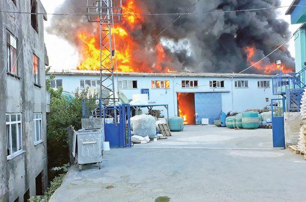 Kriz dönemlerinde fabrika yangınlarında artış dikkat çekiyor