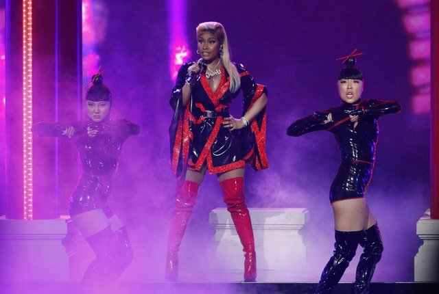 Nicki Minaj şov! - Magazin haberleri