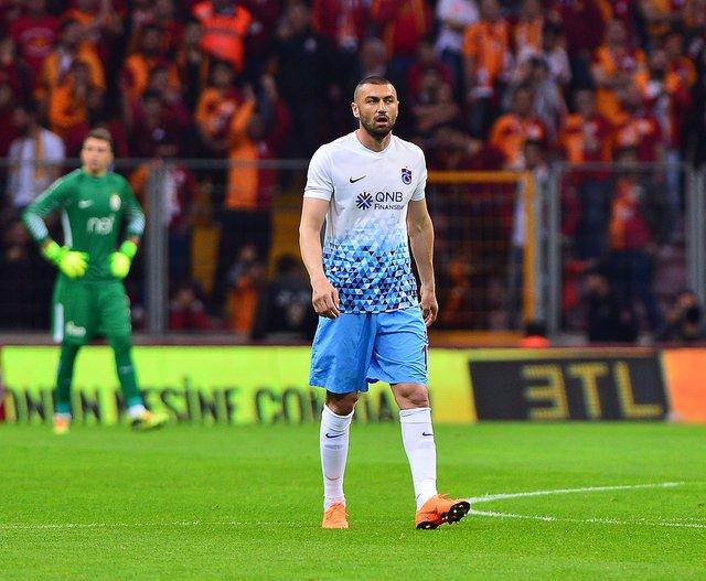 Trabzonspor'un yıldızı Burak Yılmaz'dan flaş açıklamalar! Transfer, sözleşmesi, indirim...