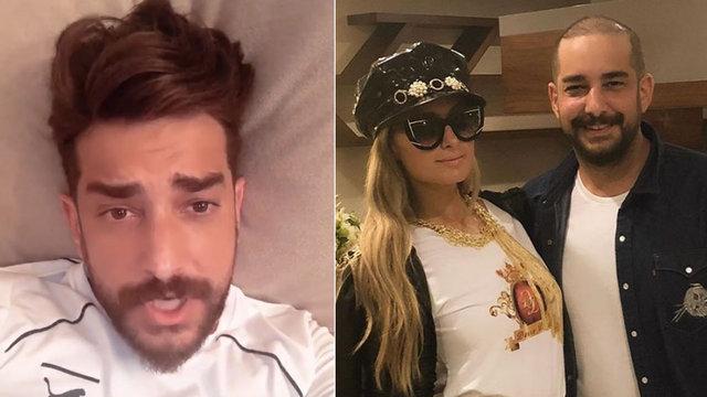 Enis Arıkan'ın 6 günde şaşırtan değişimi! - Magazin haberleri