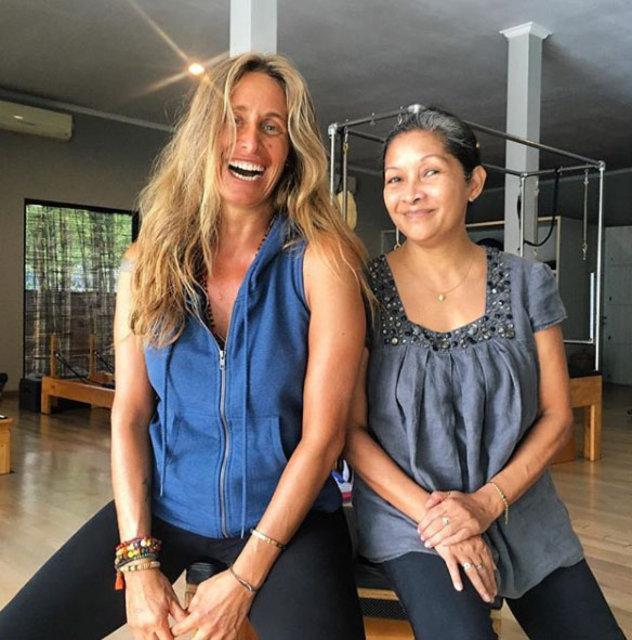 Bennu Gerede, Bali'de boş durmuyor - Magazin haberleri