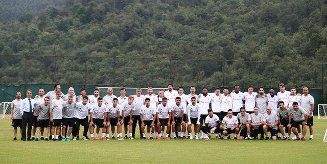 Beşiktaş sezonu açtı, yeni transfer idmanda (Şenol Güneş'ten Muharrem İnce göndermeli espri) - Beşiktaş Haberleri
