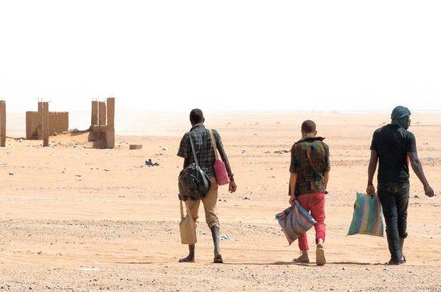 13 bin göçmen Cezayir çöllerinde ölüme terk edildi