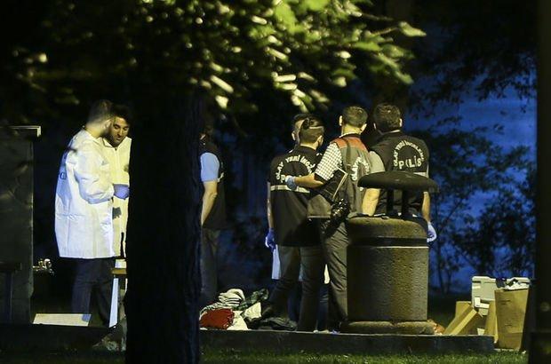 İstanbul'da cami bahçesinde bir erkek cesedi bulundu