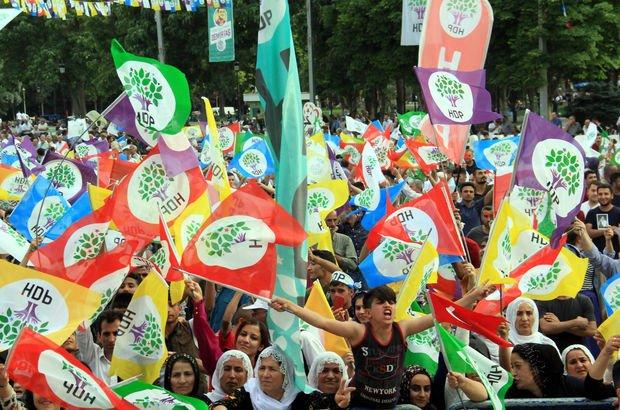 Seçim sonuçlarına göre, HDP'nin oyları doğuda düştü, batıda yükseldi