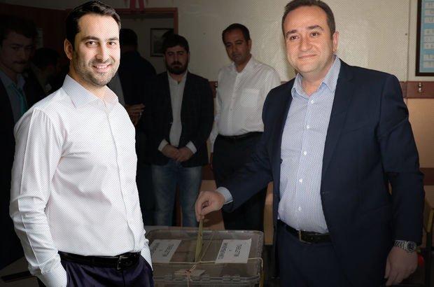 Bülent Arınç ve Mehmet Ağar'ın oğlu Meclis'e girdi