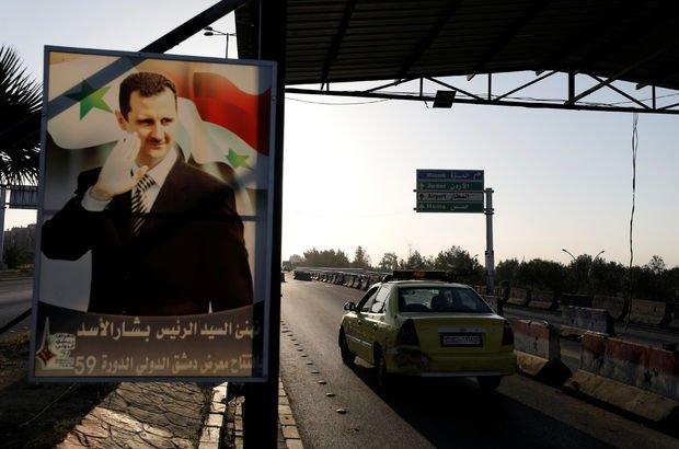 İsrail'den Şam Havaalanı'na iki füze!