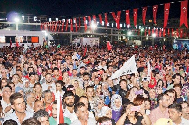 Halkın tercihi iktidar ve İYİ Parti'ye yaradı