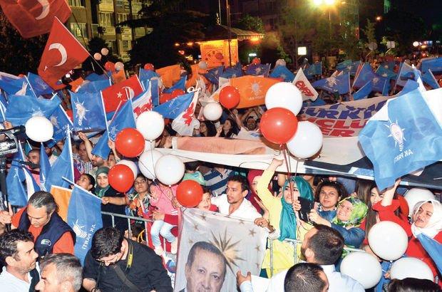 AK Parti yükseldi, CHP korudu, MHP '0' çekti