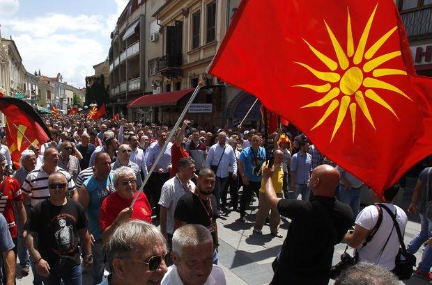 Son dakika... Makedonya'dan tarihi karar!