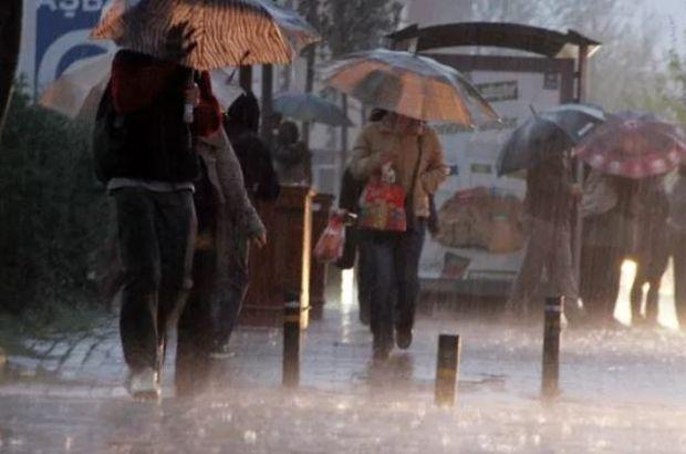 Bursa'da sağanak yağış ne zaman başlayıp, bitecek? Bursa hava durumu