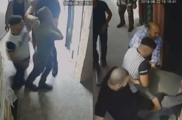 İSTOÇ'ta iş yerini basan saldırganlar, çalışanı öldüresiye dövdü