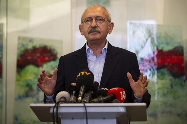 Son dakika... Kılıçdaroğlu'ndan istifa iddialarına yanıt verdi