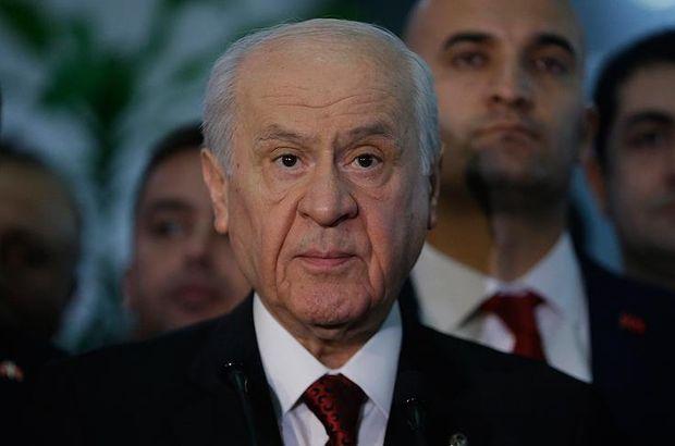 Son Dakika... Bahçeli'den seçim değerlendirmesi: MHP tarihi başarı ile çıktı