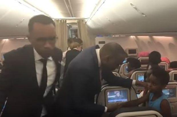 THY'nin tarifeli uçağında bir başbakan