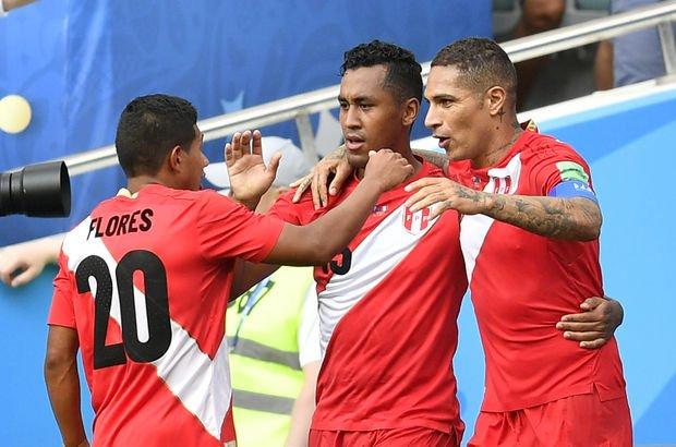 Avustralya: 0 - Peru: 2   MAÇ SONUCU