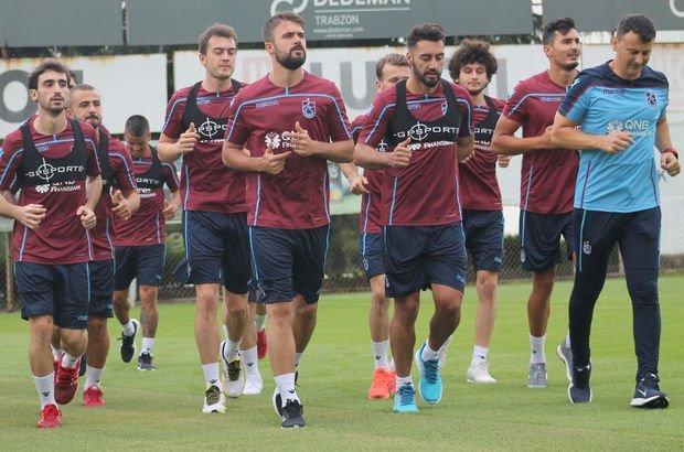 Trabzonspor sezonu açtı, 3 futbolcu gelmedi!
