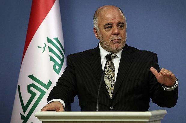 Irak Başbakanı İbadi'den PKK'ya silah bırakma çağrısı
