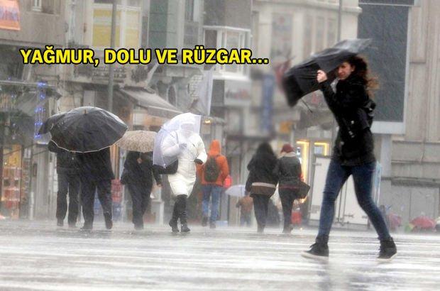 İstanbul için AKOM'dan son dakika uyarısı