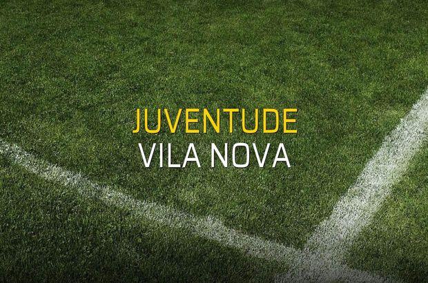 Juventude - Vila Nova düellosu