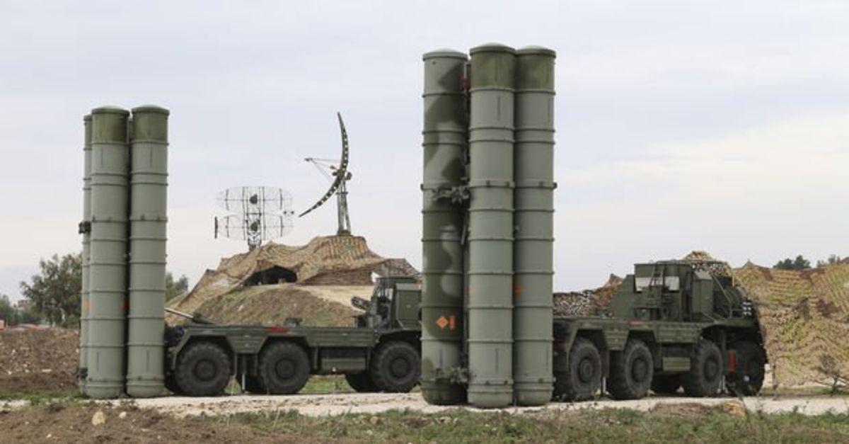 ABDden Iraka S-400 uyarısı 10