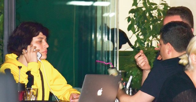 Gonca Vuslateri eski sevgilisi Mehmet Turgut ile görüntülendi - Magazin haberleri