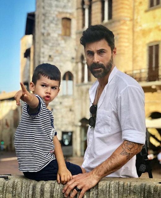 Sedef Avcı'nın eşi Kıvanç Kasabalı: En çok gurur duyduğum şey: Baba olmak! - Magazin haberleri