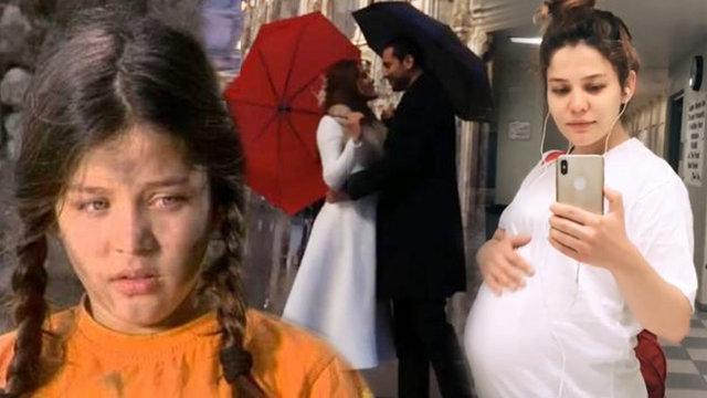 Üvey Baba'nın Lamia'sı Burçin Abdullah anne oldu - Magazin haberleri