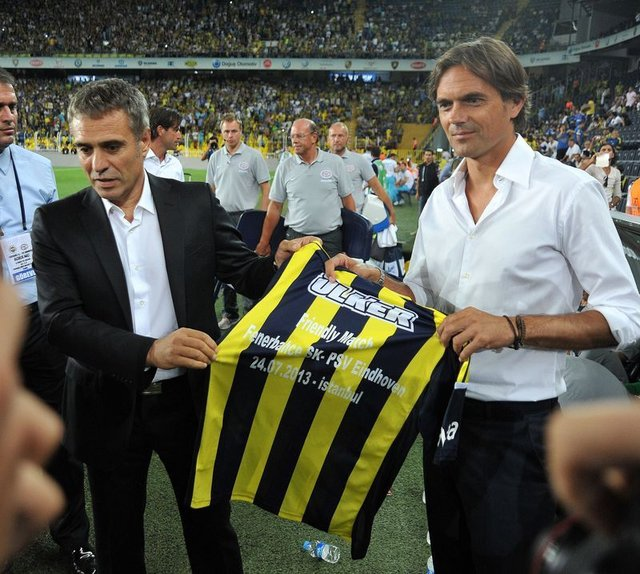 Phillip Cocu'nun Fenerbahçe'de kuracağı sistem
