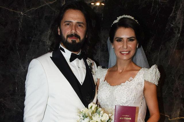 Diriliş Ertuğrul'un Aliyar'ı Cem Uçan evlendi - Magazin haberleri