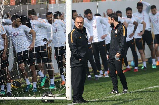 Galatasaray'da kamp rötarı