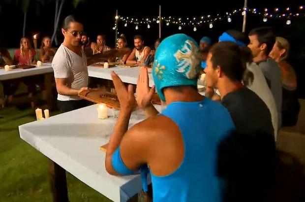 Survivor 2. yarı finalist kim oldu? Yarı finale kim kaldı? Survivor'da Nusret şov!