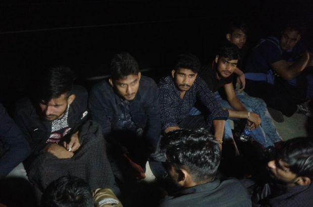 Son dakika... Yunanistan yolundaki 30 mülteci yakalandı