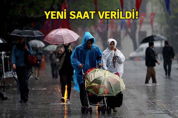 Meteoroloji son dakika! İstanbul için yeni ve önemli hava durumu tahmini