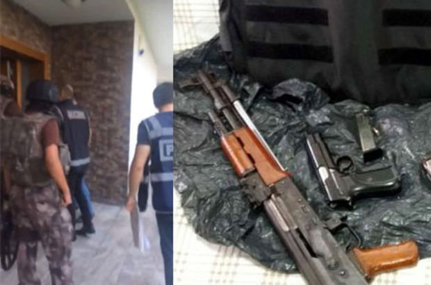 Son dakika... İzmir'de Sarallar'a operasyon! 35 gözaltı